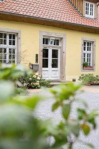 Haus Hagen Eingang